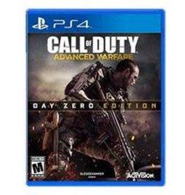 Playstation 4 Call of Duty Advanced Warfare Day Zero (Used, No DLC)
