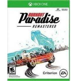 Xbox One Burnout Paradise Remastered (CiB)
