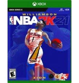 Xbox Series X NBA 2K21 (CiB)