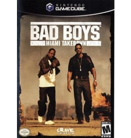 Gamecube Bad Boys Miami Takedown (No Manual)