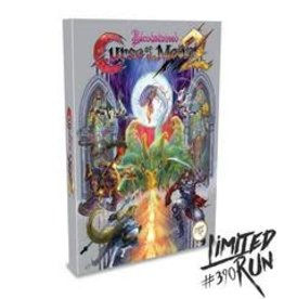 Nintendo Switch Bloodstained Curse of the Moon 2 Collector's Edition PS4 (LRG) **ONE PER CUSTOMER**