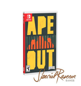 Nintendo Switch Ape Out (Special Reserve Games)