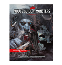 Dungeons & Dragons Volos Guide to Monsters (HC)