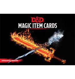 Dungeons & Dragons D&D Magic Item Cards