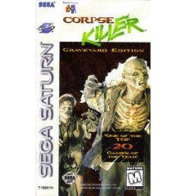 Sega Saturn Corpse Killer Graveyard Edition (Brand New)