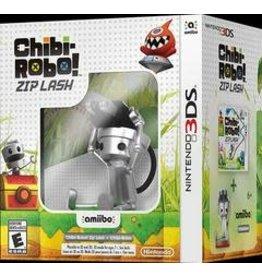 Amiibo Chibi-Robo Zip Lash Bundle (New, Sealed)