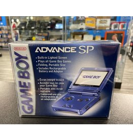 GameBoy Advance Gameboy Advance SP Cobalt Blue (Boxed, No Paperwork)