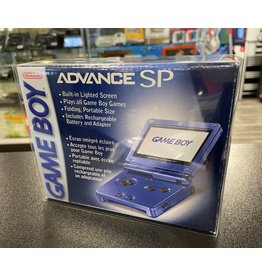 GameBoy Advance Gameboy Advance SP Cobalt Blue (CiB)