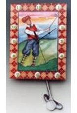 Golf Links Clock