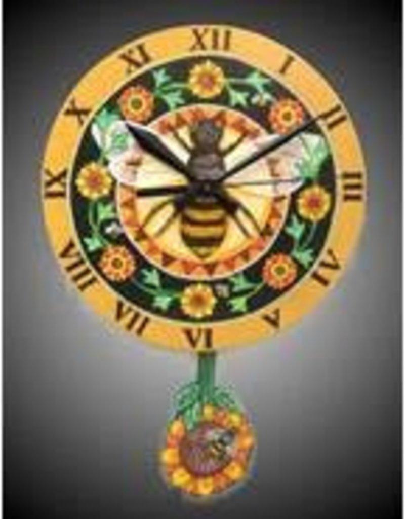 Honey Bee Clock