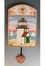 Lighthouse Pendulum Clock