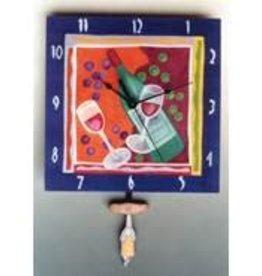 Vino Clock