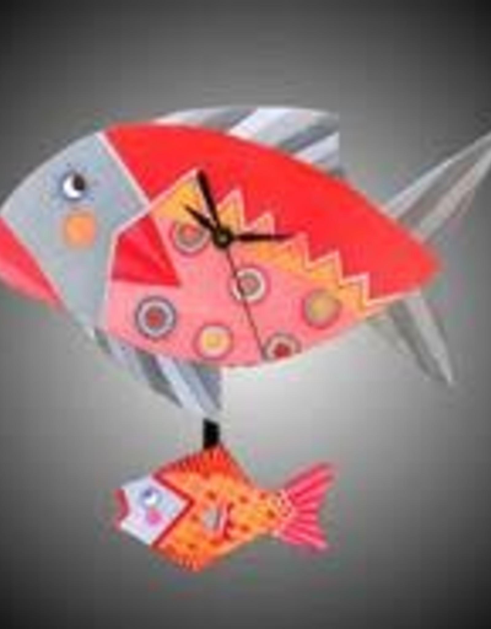 Wanda The Fish Clock