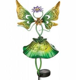 Garden Fairy - Solar Green