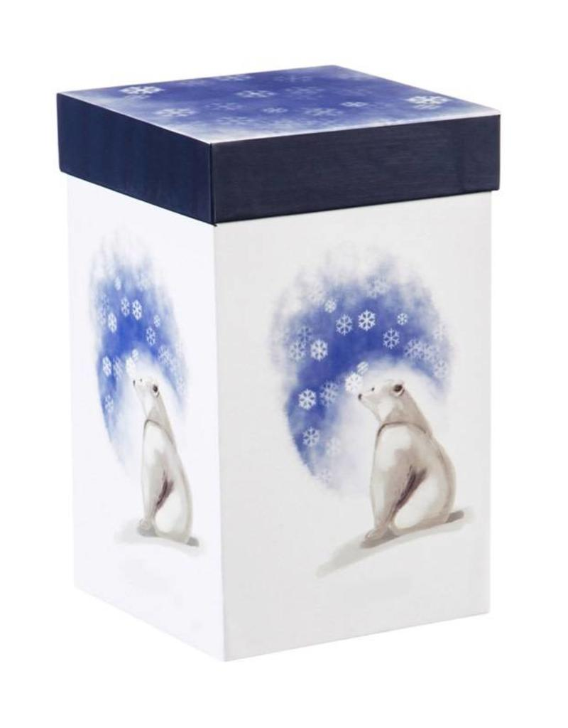 Ceramic Travel Cup - 17 oz - Polar Bear Believe
