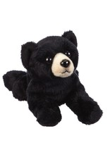 Black Bear Stuffed Animal - 8""