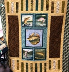 Catch & Release Quilt