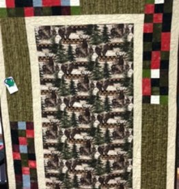 Brown Outdoors Quilt