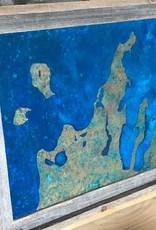 Leelanau Copper Art 16x20 - No Patina
