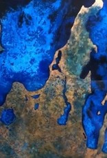 Leelanau Copper Art 24x20 - Patina