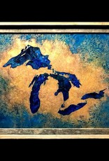 Great Lakes Copper Art 24 x 20
