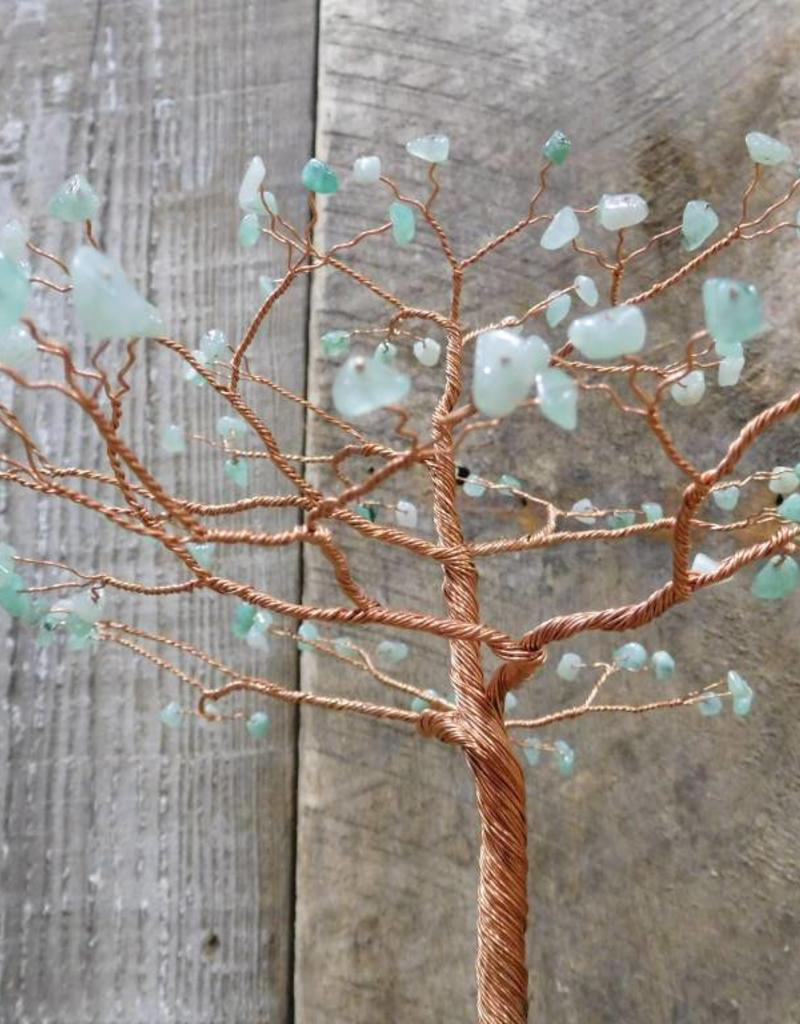Copper Tree - Large Aventurine