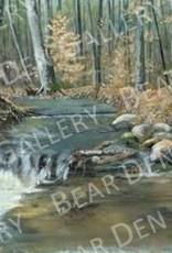 Ron Wetzel Art Cedar Creek - Print 11x14