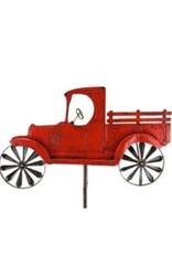 Spinner Truck Red
