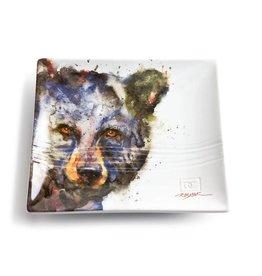 Dean Crouser Bear Snack Plate