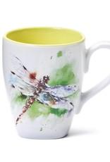 Dean Crouser Dragonfly Mug