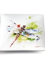 Dean Crouser Dean Crouser Snack Plate - Dragonfly