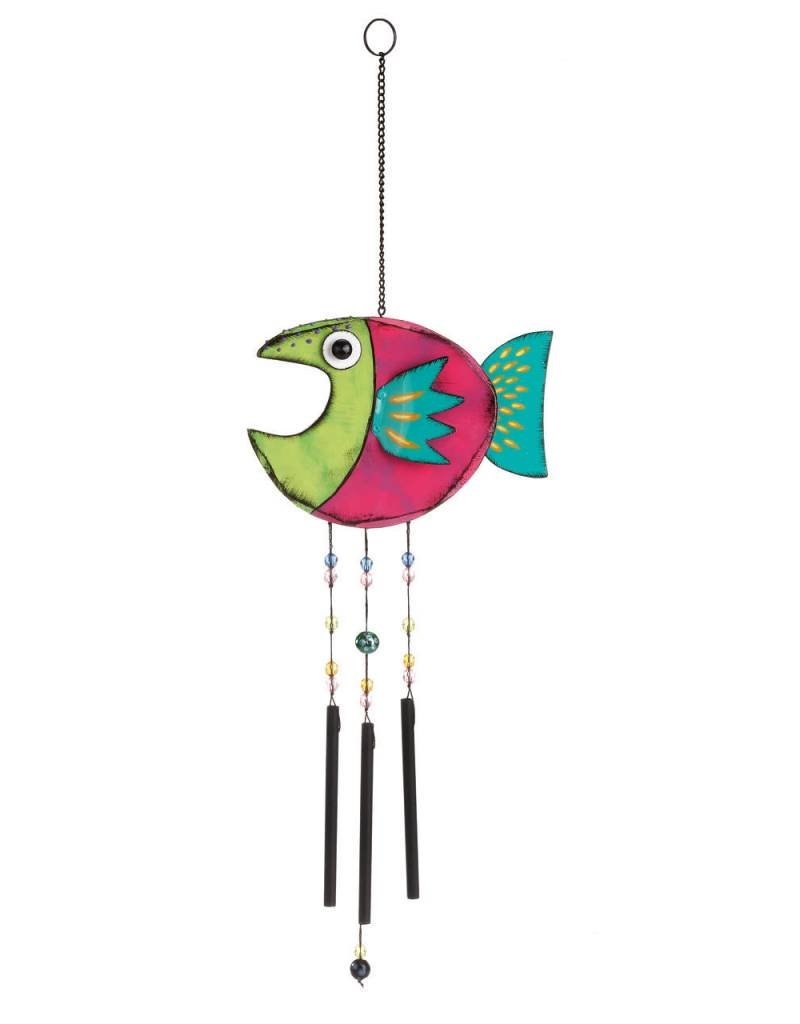 Tracy Pesche Fish Wind Chime