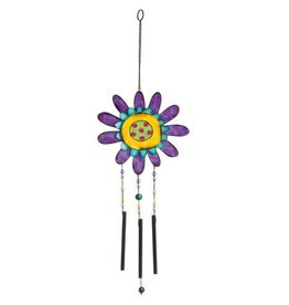 Tracy Pesche Flower Wind Chime