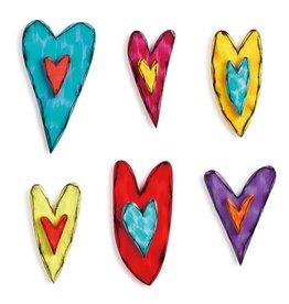 Tracy Pesche Heart Wall Art