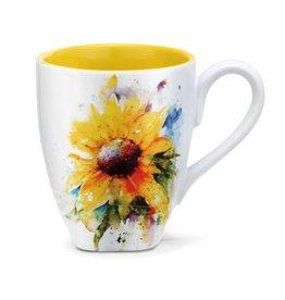 Dean Crouser Sunflower Mug