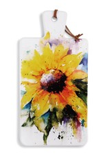 Dean Crouser Sunflower Serving Board