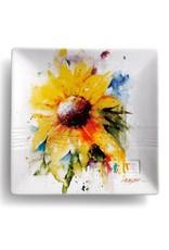 Dean Crouser Dean Crouser Snack Plate - Sunflower