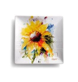 Dean Crouser Sunflower Snack Plate