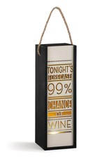 Wine Lantern - Tonight's Forecast Wine