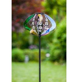 Foiled Sphere Solar Spinner