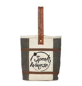 I Speak Winese Tote