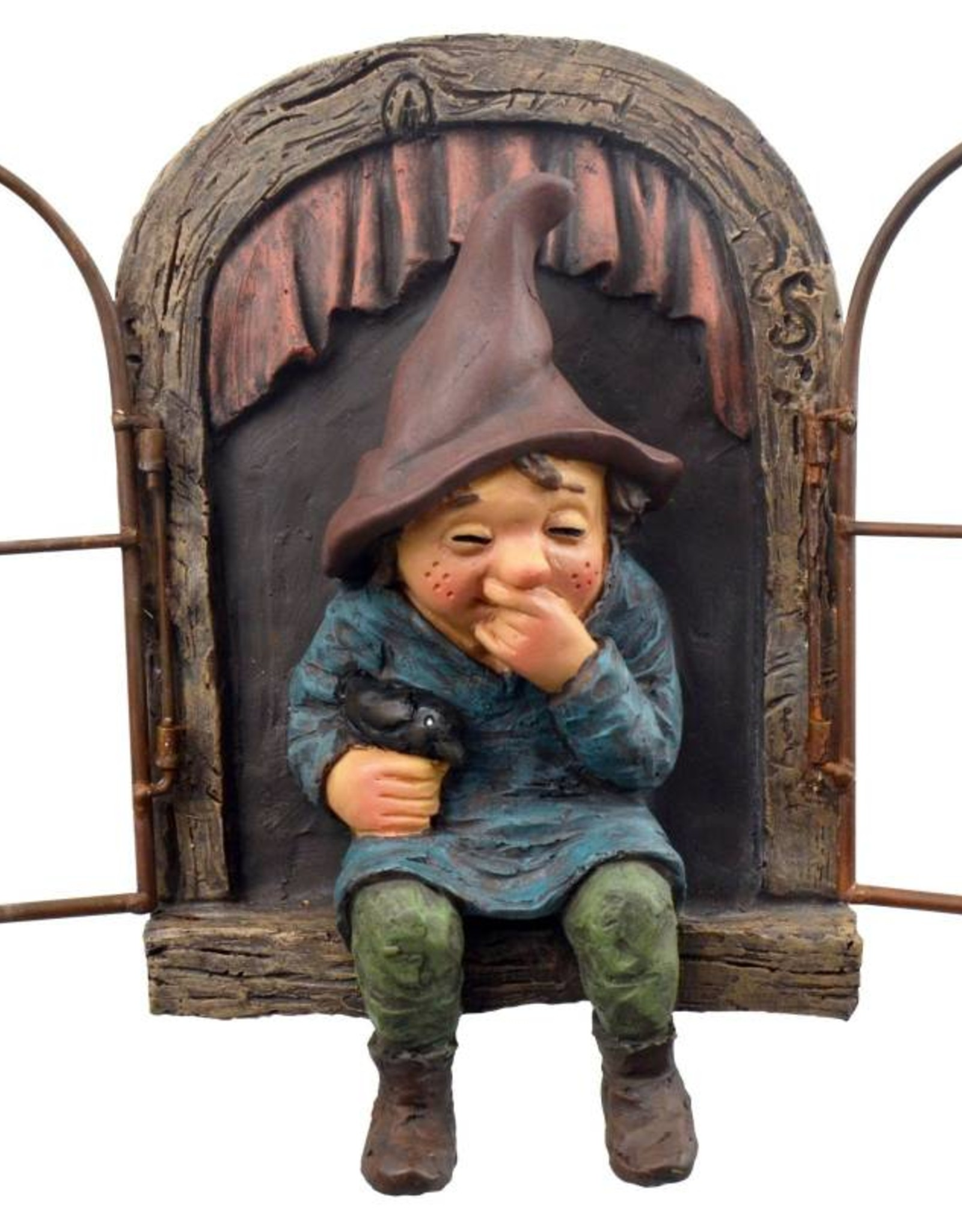 Tree Gnome - Giggling