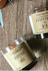 Grapefruit & Mint Handpoured Soy Candle