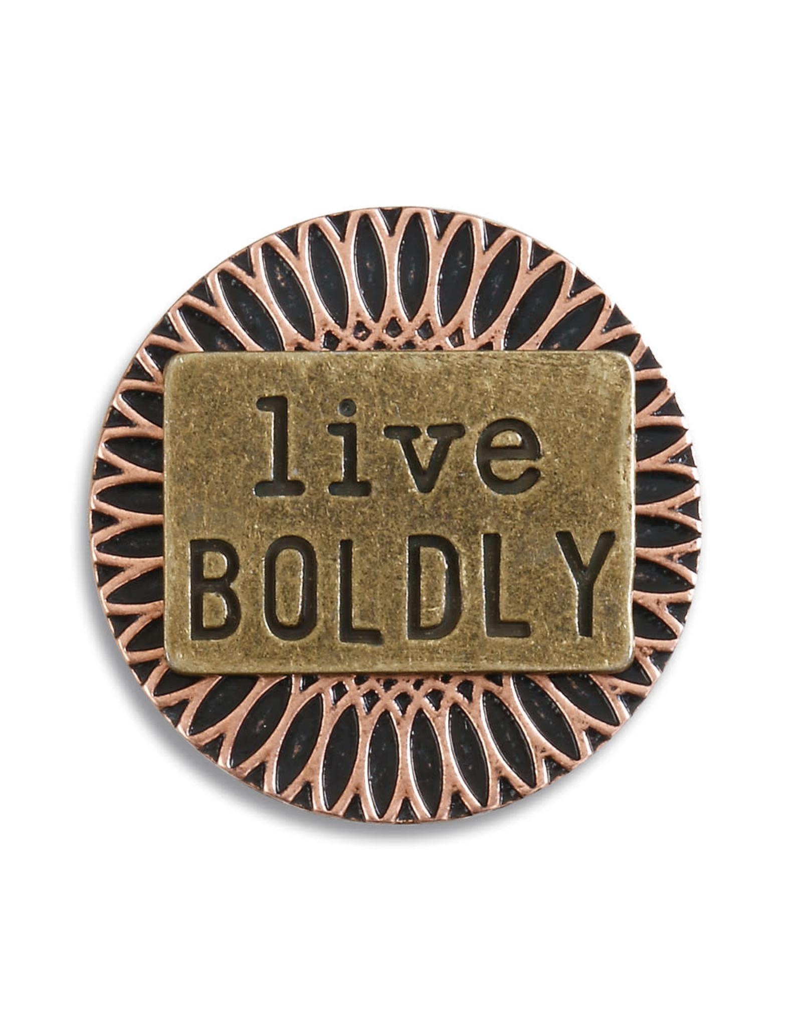 Live Boldly Token