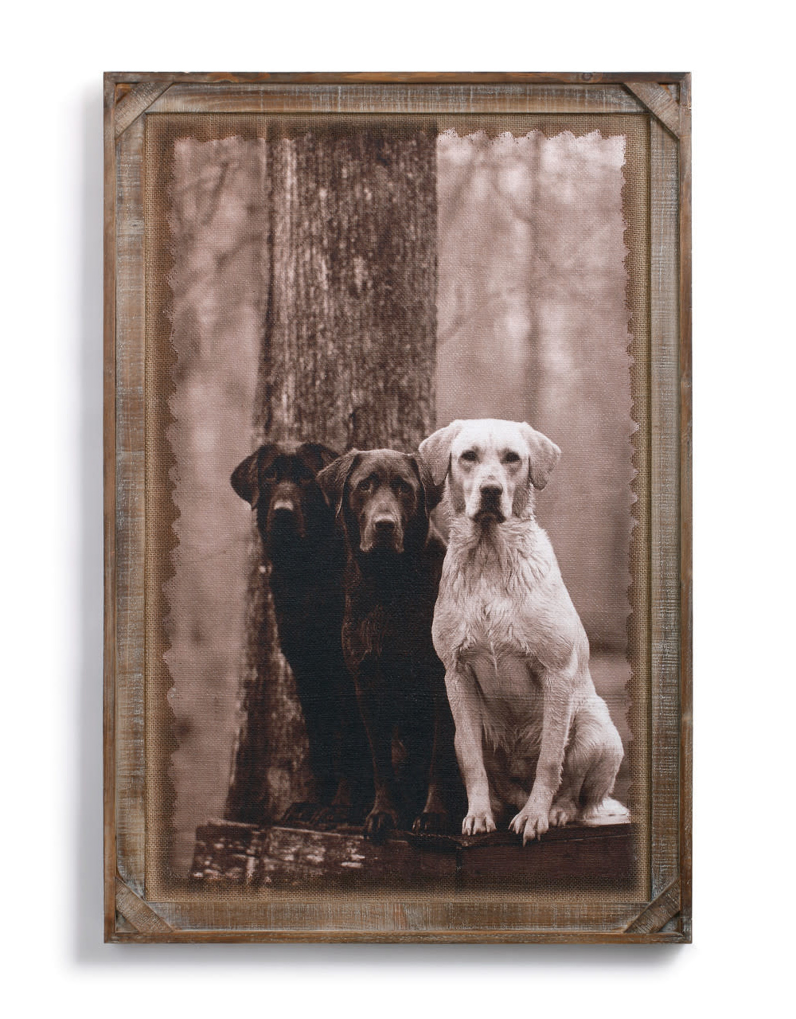 Man's Best Friend - Wall Art