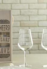 Wine Lantern - Cheers to Years