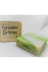 Cucumber & Melon Handmade Soap