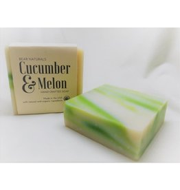 Cucumber & Melon Handmade Soap