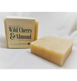 Wild Cherry & Almond Handmade Soap