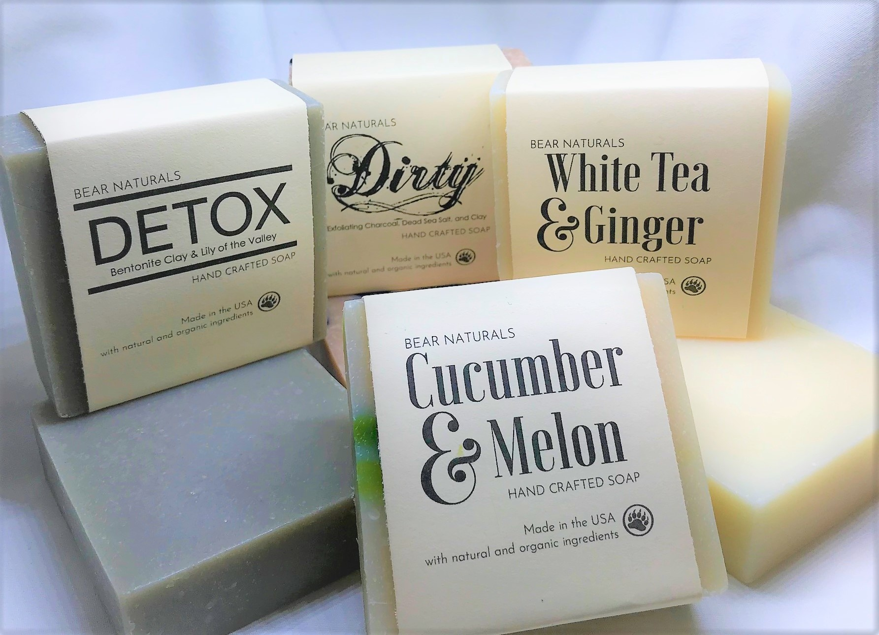 The Dirt on Commercial Bar Soaps (& How to Clean Up!)